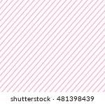 pink dot pattern   Shutterstock .eps vector #481398439