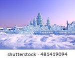Ice And Snow World  Harbin