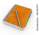 address book | Shutterstock . vector #48146197