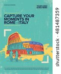 Coliseum  Rome. Italy Travel...