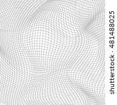 vector abstract background... | Shutterstock .eps vector #481488025
