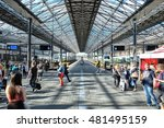 helsinki  finland   08.04.2015  ...   Shutterstock . vector #481495159