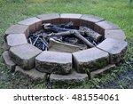 fire ring | Shutterstock . vector #481554061