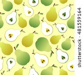 seamless vector pattern with... | Shutterstock .eps vector #481559164
