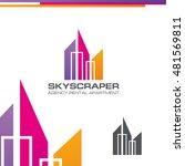 vector illustration  logo.... | Shutterstock .eps vector #481569811