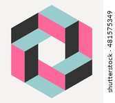 Logo Design Element  Isometric...