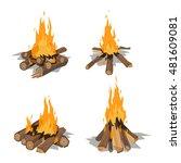 isolated illustration of... | Shutterstock .eps vector #481609081