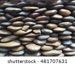 Sea Stones Background.