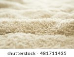 Beige Towel Texture Blurred ....