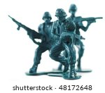 Plastic Army Men