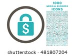 pay lock rounded vector bicolor ... | Shutterstock .eps vector #481807204