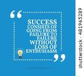 inspirational motivational... | Shutterstock . vector #481965289
