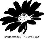 flower | Shutterstock .eps vector #481966165