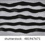 Furry Zebra Texture