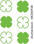 Green Vector Illustration With...