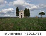 The Chapel Of The Vitaleta...