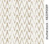 abstract geometric zigzag... | Shutterstock .eps vector #482090089