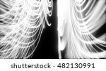 abstract white distorted lines... | Shutterstock . vector #482130991