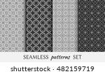 seamless geometric line...   Shutterstock .eps vector #482159719