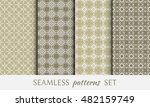 seamless geometric line... | Shutterstock .eps vector #482159749