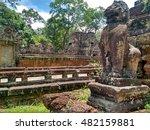 siem reap  cambodia   august... | Shutterstock . vector #482159881