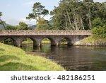 Cushendun Bridge Over River...