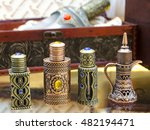Four Arabian Perfumes And A...