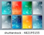 Abstract Composition. Text...