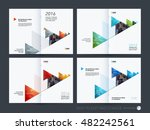 brochure template layout  cover ... | Shutterstock .eps vector #482242561
