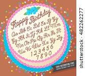 Gradient Free Vector Cake...
