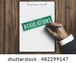 regulations conditions rules... | Shutterstock . vector #482299147