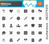 medicine and health vector... | Shutterstock .eps vector #482379355