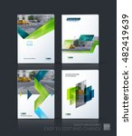 brochure template layout  cover ... | Shutterstock .eps vector #482419639