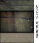 rusty interior | Shutterstock . vector #48244309