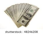 Us Currency Twenty One Hundred...
