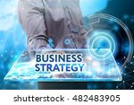 business  technology  internet... | Shutterstock . vector #482483905