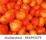 Pumpkin  Red Kabocha Squash