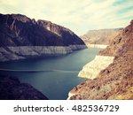 Hoover Dam Dry