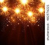 happy new year celebration...   Shutterstock .eps vector #482576221