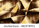 multifaceted geometric... | Shutterstock . vector #482578951
