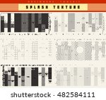 abstract vector background ... | Shutterstock .eps vector #482584111