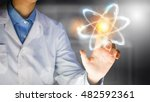innovative technologies in... | Shutterstock . vector #482592361
