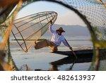 myanmar travel attraction...   Shutterstock . vector #482613937