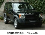 Range Rover Discovery Suv