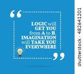 inspirational motivational... | Shutterstock . vector #482641201