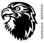 eagle icon | Shutterstock .eps vector #482676565
