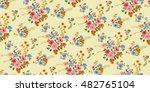 classic wallpaper seamless...   Shutterstock .eps vector #482765104