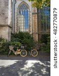 Leiden Cathedral And Two...