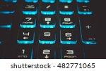 numeric keypad    Shutterstock . vector #482771065