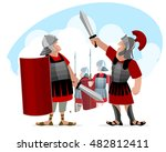 vector illustration of a... | Shutterstock .eps vector #482812411
